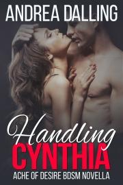 Book cover of Handling Cynthia