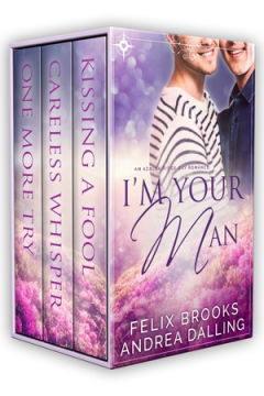 Book cover of I'm Your Man