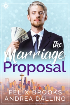 Book cover for The Marriage Proposal