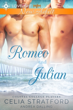 Book cover of Romeo and Julian
