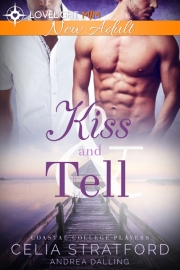 Book cover for Kiss and Tell