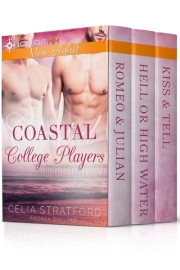 Bundle cover of Coastal College Players