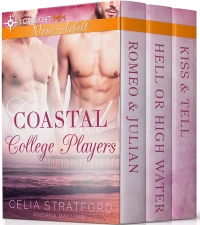 Coastal College Players cover