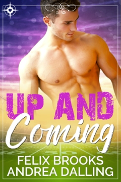Book cover for Up and Coming