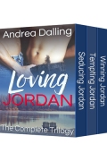 Book cover of Loving Jordan