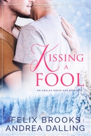 Cover of Kissing a Fool